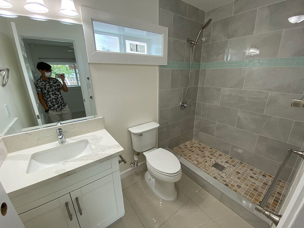Bathroom Remodel - Salt Lake