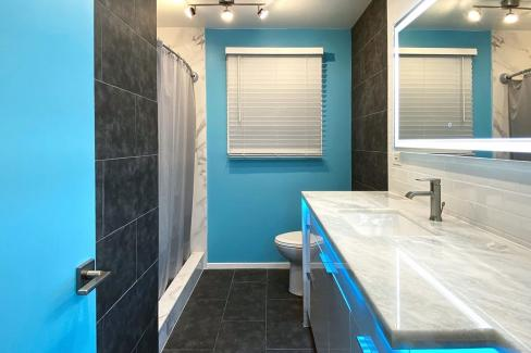 Bathroom - Aiea